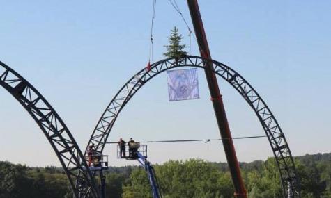 Tripsdrill Karacho Tophat Schlusssprint in Tripsdrill – Karacho feiert Schienenschluss