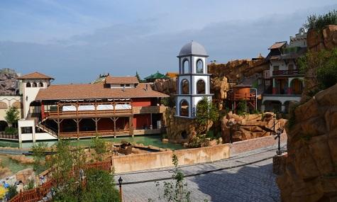 Phantasialand   Neue Bilder rund um Chiapas!