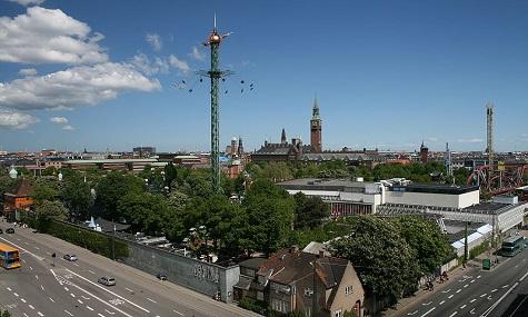 tivoli neu Happy Birthday. Tivoli Gardens Kopenhagen wird 170!