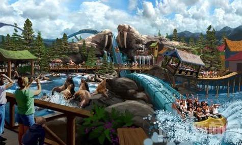 chimelong ocean resort 04 Airtimers Top25 der Freizeitpark Neuheiten 2014   Platz 20 bis 16