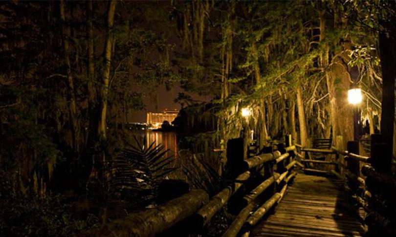 Discovery Island Abend Disney's vergessene Insel