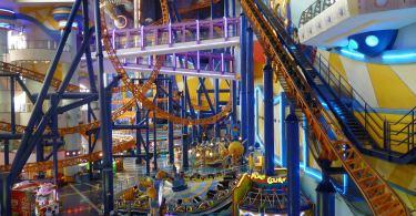 Mall Parks Teil 4: Times Square Theme Park Kuala Lumpur