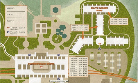 Contemporary Map Walt Disney World Resort Check   Contemporary Resort