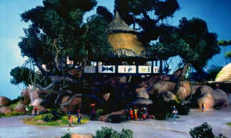 Treehouse 475x285 Equatorial Africa   Der fehlende Pavillon von Epcot