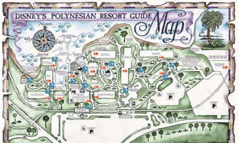 polynesian resort 9 Walt Disney World Resort Check – Disney's Polynesian Resort