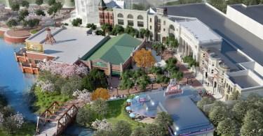 Was gibt es Neues vom Paramount Park?