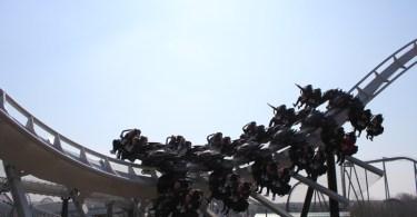 Neuheiten Check: Flug der Dämonen, Heide Park Resort