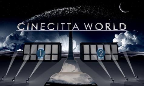 CWLogo Was gibt es Neues von der Cinecittà World?