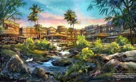 post 63 0 84796400 1397061703 thumb Hong Kong Disneyland baut drittes und größtes Hotel