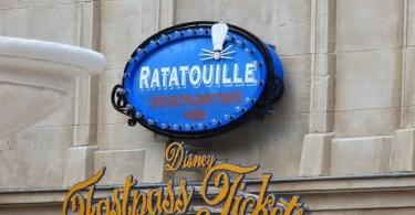Außen hui, Innen hui – Ratatouille nähert sich der Eröffnung