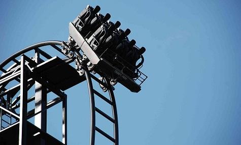 Thorpe Park: Das erste Teaser Bild der Endzeit Achterbahn LC12