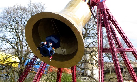 hansa park glocke Airtimers Wochenrückblick KW 22 – Neue Bilder vom Ratatouille Darkride