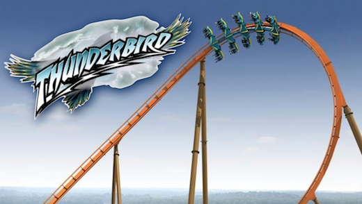 Jinling Happy World – Mit dem 11 Inversion Coaster auf Rekordjagd!