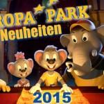 40 Jahre Spaß! Alles Gute Europa Park!