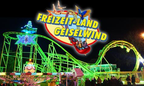 Freizeit Land Geiselwind   Neuerungen 2011