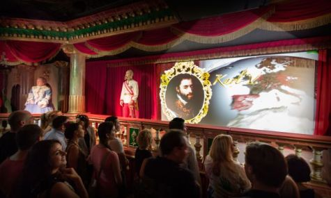Habsburger Show 475x285 Time Travel Wien – The Vienna History or Entertainment Show?