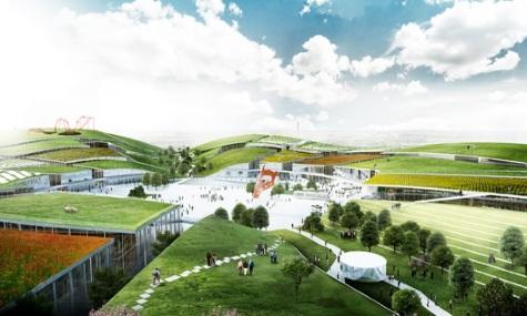 europacity EuropaCity – Megapark bei Paris in Planung für 2020