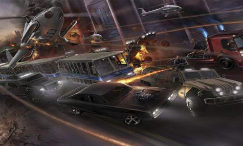 Fast and Furious Drei Erweiterungen für die Universal Studios Hollywood