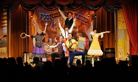 Hoop dee doo musical review  Walt Disney World Resort Check   Disneys Fort Wilderness Resort
