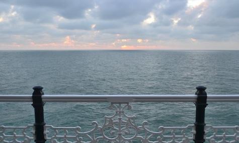 pier brighton Foto1 Piers – Kämpfer gegen Sturm und Zeit
