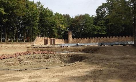 eifelpark baustelle Neue Wasserattraktionen im Eifelpark   Aufwind setzt sich fort