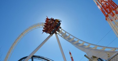 Neuheiten Check: Oblivion   The Black Hole, Gardaland