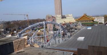 Das Brühlsche Klugheim erhält   wahrscheinlich   zwei Achterbahnen