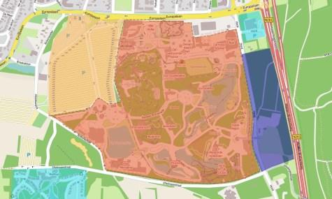 karteefteling 475x285 Efteling rüstet sich   Erweiterung angestrebt und Gerüchte um Hartenhof Comeback