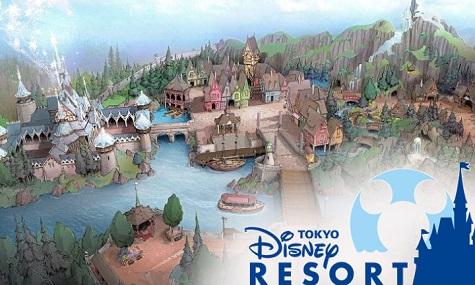 """Tokyo DisneySea baut """"Findet Nemo"""" Attraktion"""
