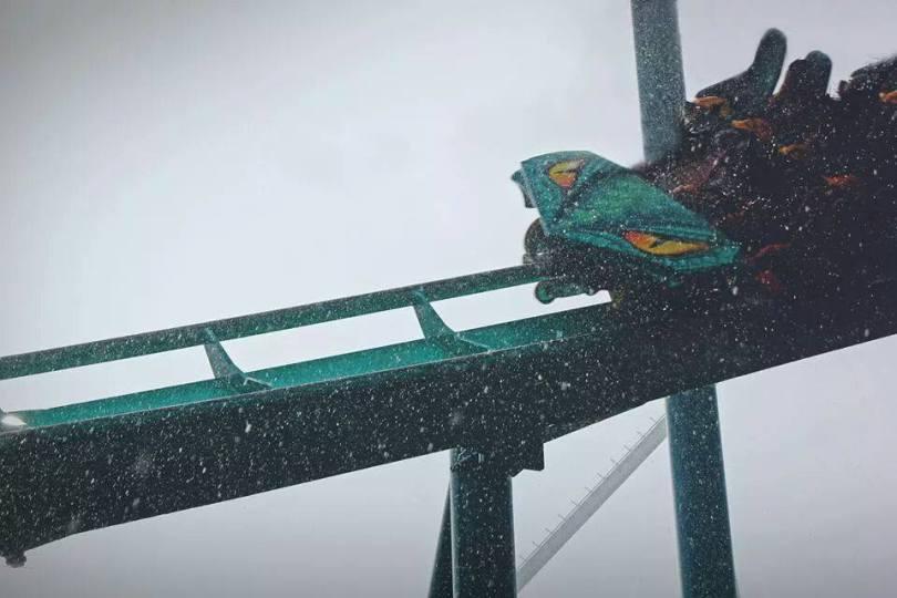 Leviathan1 Freizeitparks bei Regen    Fluch oder Segen?