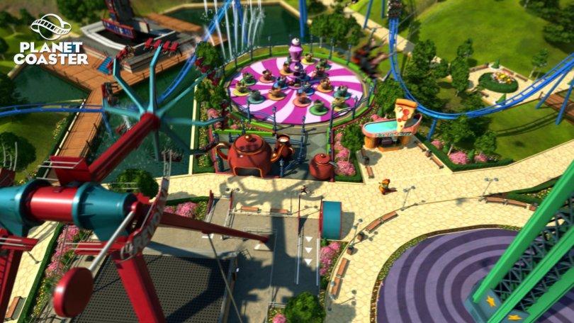 Planet Coaster 2 1024x576 Planet Coaster – Das neue Freizeitpark Spiel