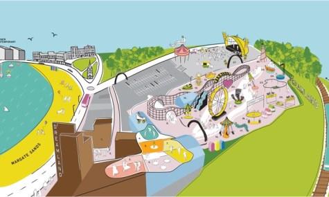 dreamland margate open june 201517 475x285 Dreamland Margate: Die Stunden vor & nach der Park(wieder)eröffnung