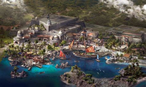 Disney Pirates 475x285 Shanghai Disney Resort   Neue Informationen und Artworks enthüllt
