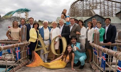 Europapark 40 40 Jahre Spaß! Alles Gute Europa Park!