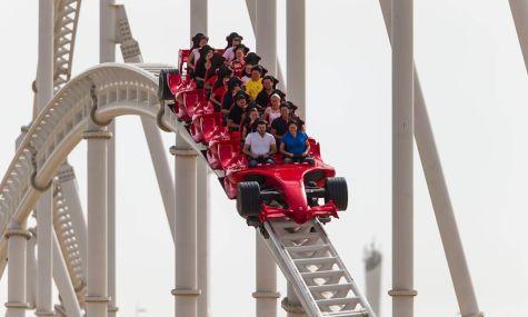 Ferrari World 475x285 Die zehn längsten Achterbahnen der Welt