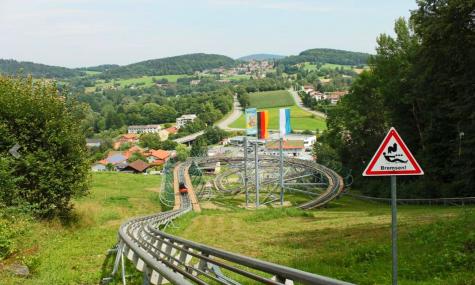 soroda1 Spaß und Innovation: Alpine Coaster   Die etwas andere Achterbahn