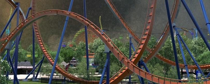Valravn   Cedar Point baut Rekord Dive Coaster