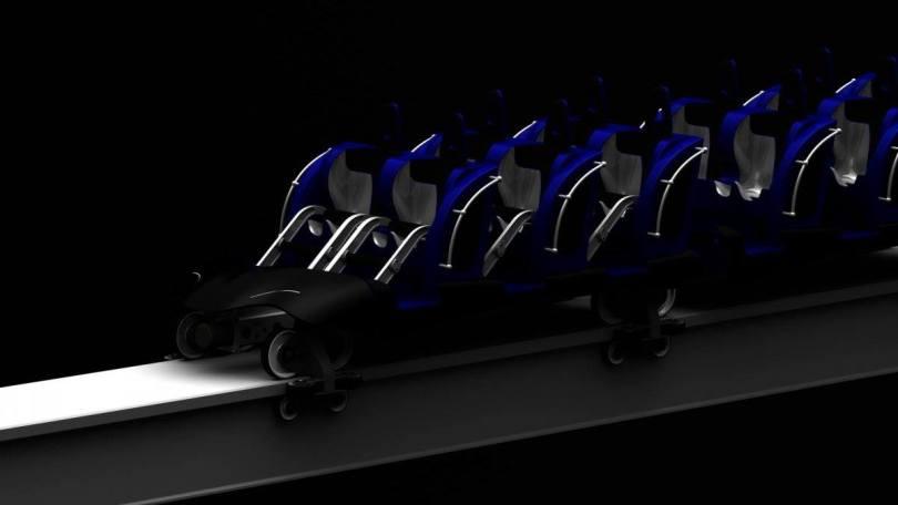 Neues Achterbahnkonzept – Kommt nun die Monorail Achterbahn?
