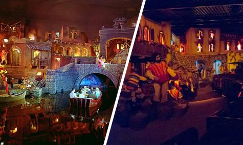 silbermine vs potc Disneyland Resort Brühl   Wie Disney das Phantasialand inspiriert