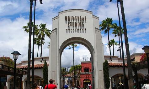 universalhollywood eingang Universal Studios Krefeld   ein gescheiterter Millionentraum