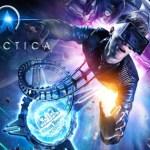 Battlestar Galactica Coaster