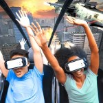 Alton Towers Resort – aus AIR wird der VR Coaster Galactica