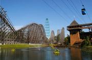 El Torro Six Flags 00 Freizeitpark & Achterbahn Wallpapers