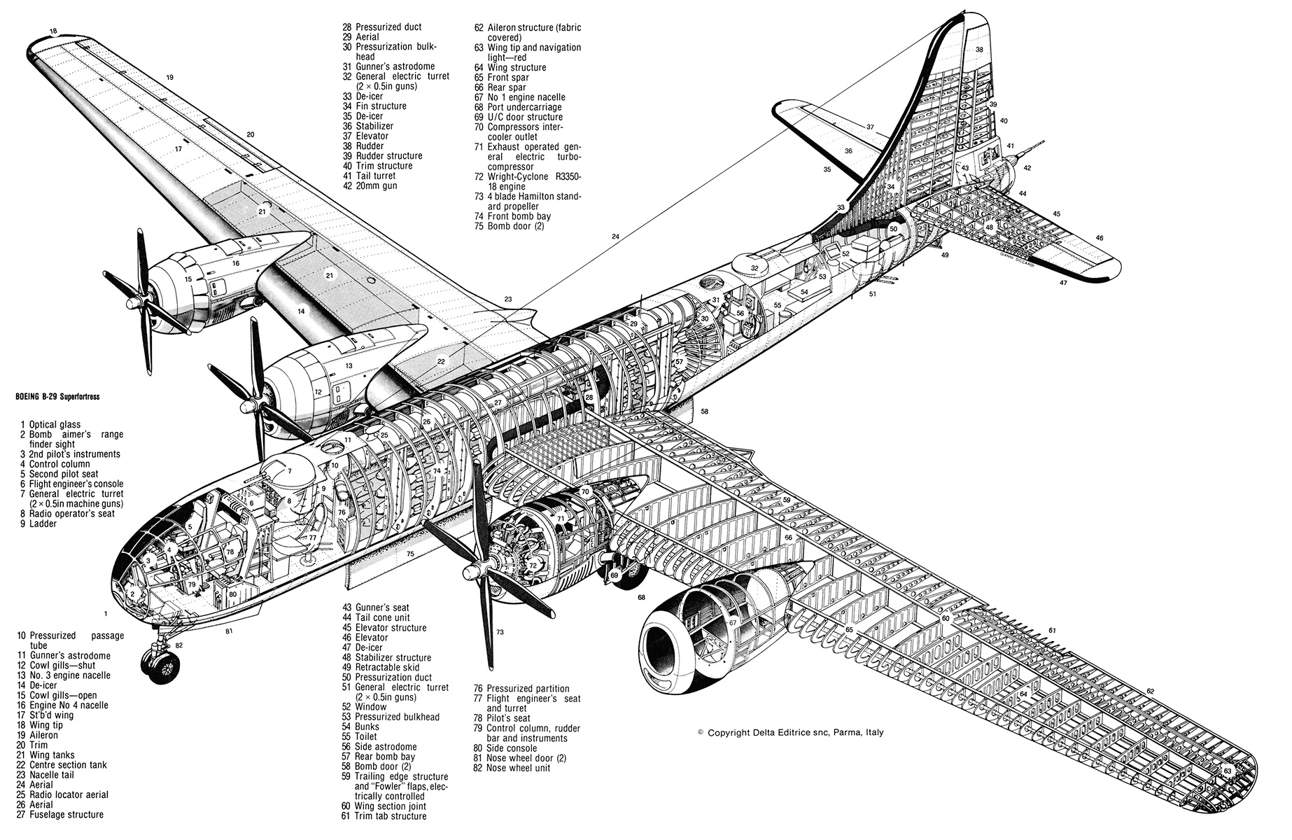 cessna Motor diagram