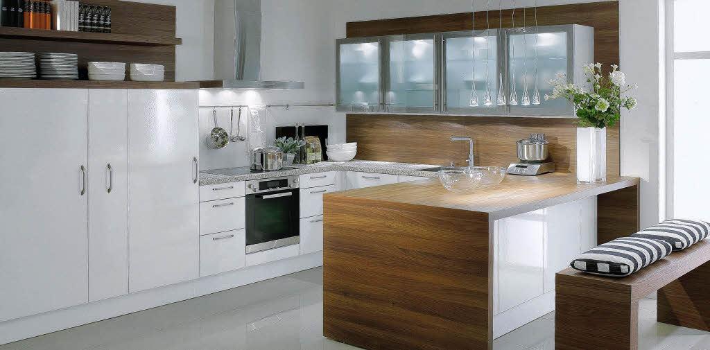 In der Küche wird gemixt - Haus \ Garten - Badische Zeitung - holz folie kuche
