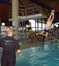 Schwimmen einmal anders - Gundelfingen - Badische Zeitung