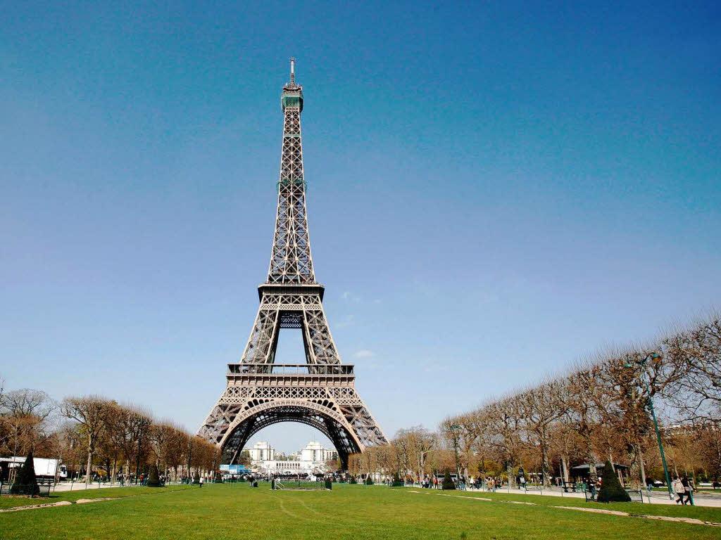 Hd Wallpaper Natur Der Eiffelturm Erbl 252 Ht Panorama Badische Zeitung