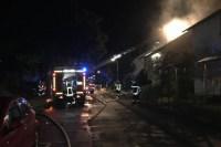 Blitzeinschlag setzt Denzlinger Haus in Brand - Denzlingen ...