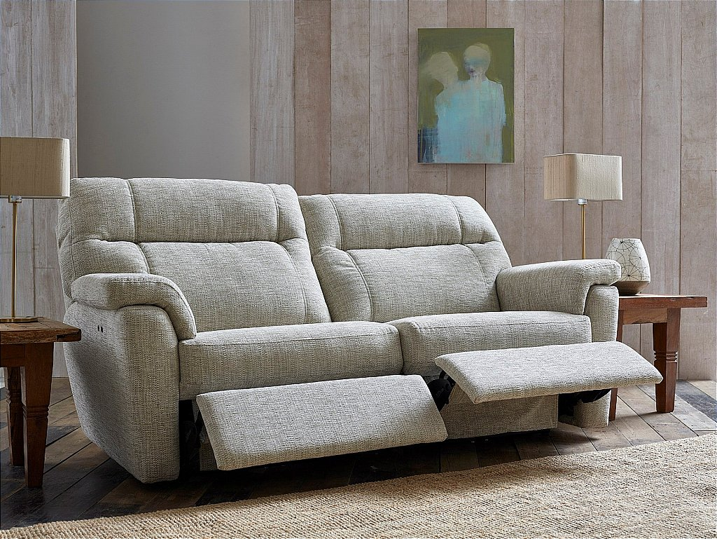 Big Sofa Aspen Ashwood Aspen Recliner Sofa