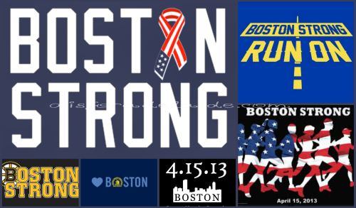 Boston StrongCollage
